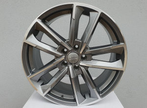 """Alu felge 18"""" 5x112 AUDI RS7 A3 A4 A5 A6 A7 A8 VW Golf"""