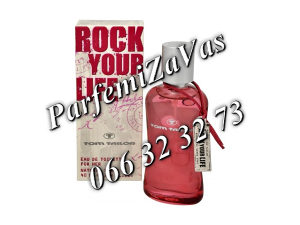 Tom Tailor Rock Your Life For Her 40ml Tester Ž 40 ml