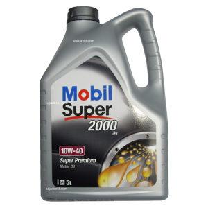 Ulje Mobil Super 2000 X1 10W40 5L