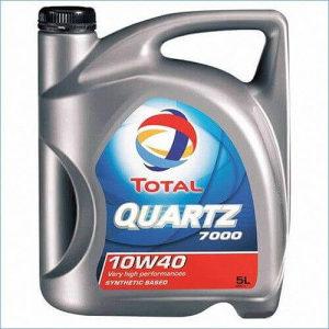 Ulje Total Quartz 7000 B 10W40 5L