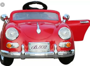 Auto na akumulator, baterije Porsche oldtimer