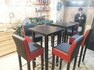 Barske stolica stolice i stolovi
