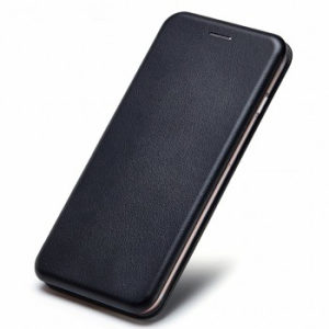 Flip Cover SAMSUNG A8 2018 Black Guardian (8661)