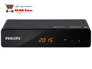 Resiver digitalni Philips DTR3202 DVB-T2