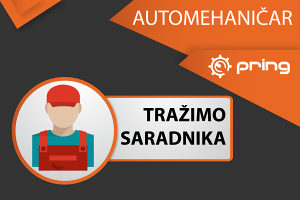 Posao - Automehaničar - Banja Luka