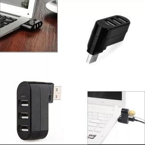 Prodajem rotirajući USB HUB spliter