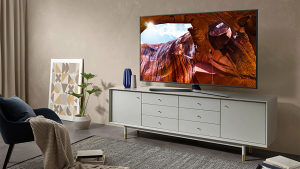 "Samsung 65"" 4K UHD Smart LED TV 65RU7402"