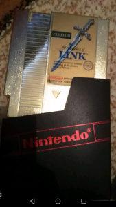 Zelda 2 link