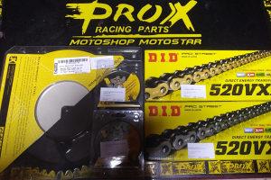 Lanac i Lancanici Suzuki RMZ 450 DID Prox Japan