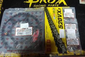 Lanac i Lancanici KTM EXC SX SXF JT i DID Japan