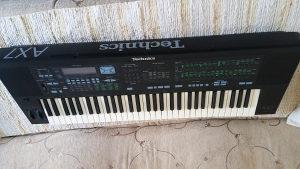 Klavijatura Tehnics AX7