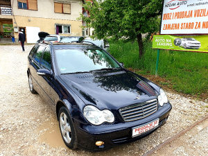 Mercedes Benz C220 CDI 2006 god.MOŽE ZAMJENA