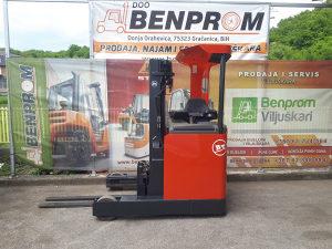 Regalni viljuškar BT, Tip: RRB1 - Benprom doo