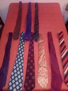kravate 9 kom za 5 km
