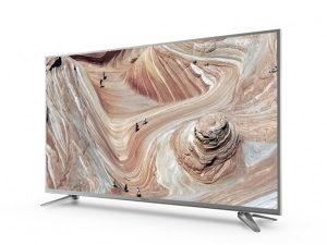 """TESLA TV 40"""" 40T319SH Full HD Silver LED TV"""