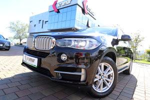 BMW X5 xDrive 30d 4x4 Tiptronik LUXURY LINE EXCLUSIVE