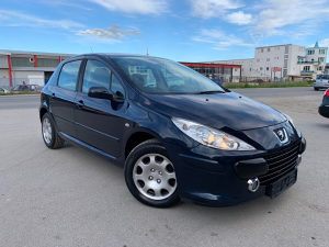 PEUGEOT 307 1,6HDI/80KW G.P.06/2007