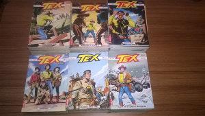 Stripovi romani Tex Lot