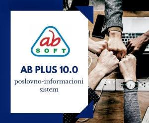 ERP rješenje AB PLUS 10.0