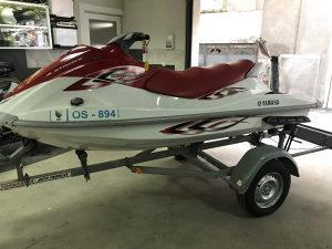 Yamaha Jetski Waverunner 1100 cetverotaktni Jet ski