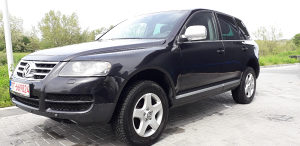 Volkswagen Touareg 2.5 TDI, 4x4, manuelac 6 brzina
