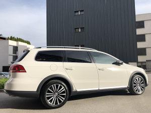 VW Passat ALLTRACK 2.0 TDI 4motion DSG/F1