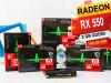 Grafička kartica AMD Radeon Pulse RX 550 2GB GDDR5