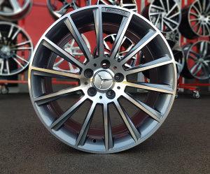 Alu Felge 18 Mercedes 5x112/ 8.5J/ 66.6/ ET40