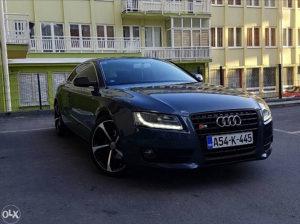 Audi A5 S5 Optic Top Top Stanje Cijena za kes!