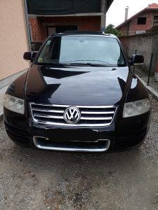 Volkswagen Touareg v10 5.0