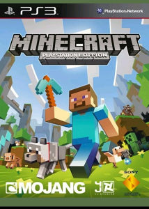 Minecraft playstation 3 ORIGINAL