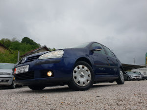 VW GOLF V 5 1.9 TDI 04/05 *DIG KLIMA*UVOZ*RATA*