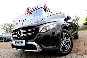 Mercedes GLC 220 D 4Matic 9G-Tronic AMG LUXURY