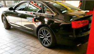 """Felge 18"""" Audi Rial- kao nove"""