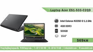 Laptop Acer ES1-533-C2QD N3350/4GB/500GB