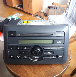Radio Kasetofon Cd Player Fiat Stilo