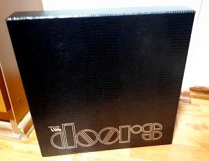THE DOORS BOX -7 LP RARE