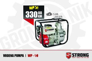 Motorna pumpa za vodu STRONG