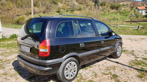 Opel Zafira 2.0 dti 7 sjedista 2003 god