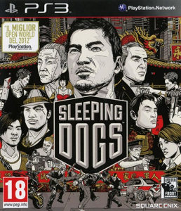 Sleeping Dogs (Playstation 3 - PS3)