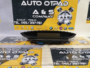 DISPLEJ DISPLAY CITROEN C4 1.6 04-10 OSTALI DIJELOVI