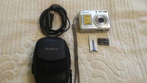 Fotoaparat Sony DSC S700