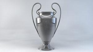 Trofej 3D Replika UEFA Lige Prvaka