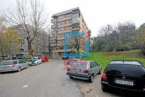 Trosoban stan sa otvorenim pogledom, Grbavica