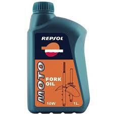 Ulje Repsol Moto Fork Oil 10W 1L (amortizeri)