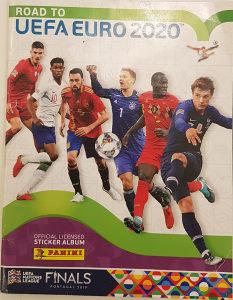 UEFA EURO 2020-sličice Panini