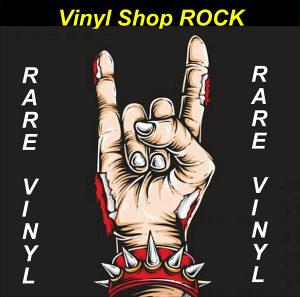 VINYL SHOP ROCK - ULTRA RARITETI !!!