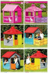 Kućica kuća za djecu dječija za dvorište DOLU NOVO