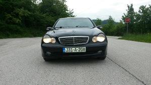 Mercedes c 220 CDI w 203 limuzina,klima