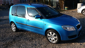 Skoda roomster 1.9.77kw 2008 God